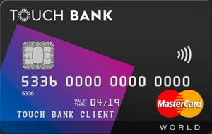 Промокод touchbank